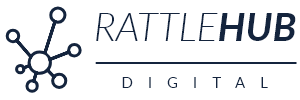 Rattlehub Digital logo