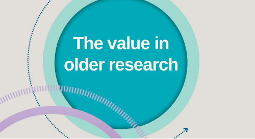 The value in older research - Interviews with University of Bath and Bournemouth University