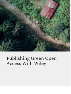 Publishing Green Open Access With Wiley