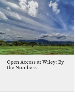 Open Access at Wiley: By the Numbers