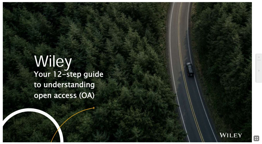 12 Step Guide to Understanding Open Access