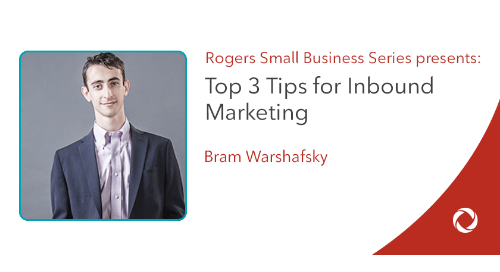 Inbound Marketing: Leveraging Content and the Right Tools to Grow Your Business.