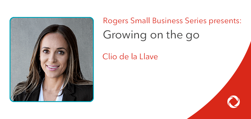 Clio de la Llave's top tips for working remotely