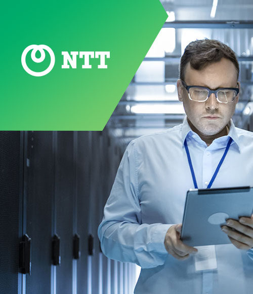 NTT case study