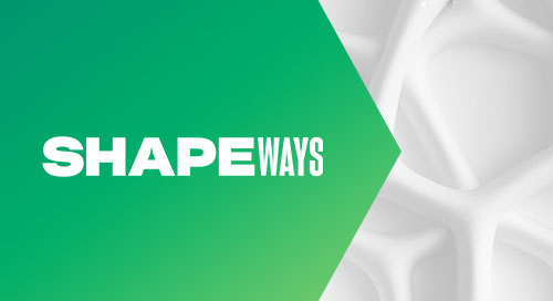 Shapeways case study