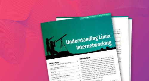 Understanding Linux internetworking