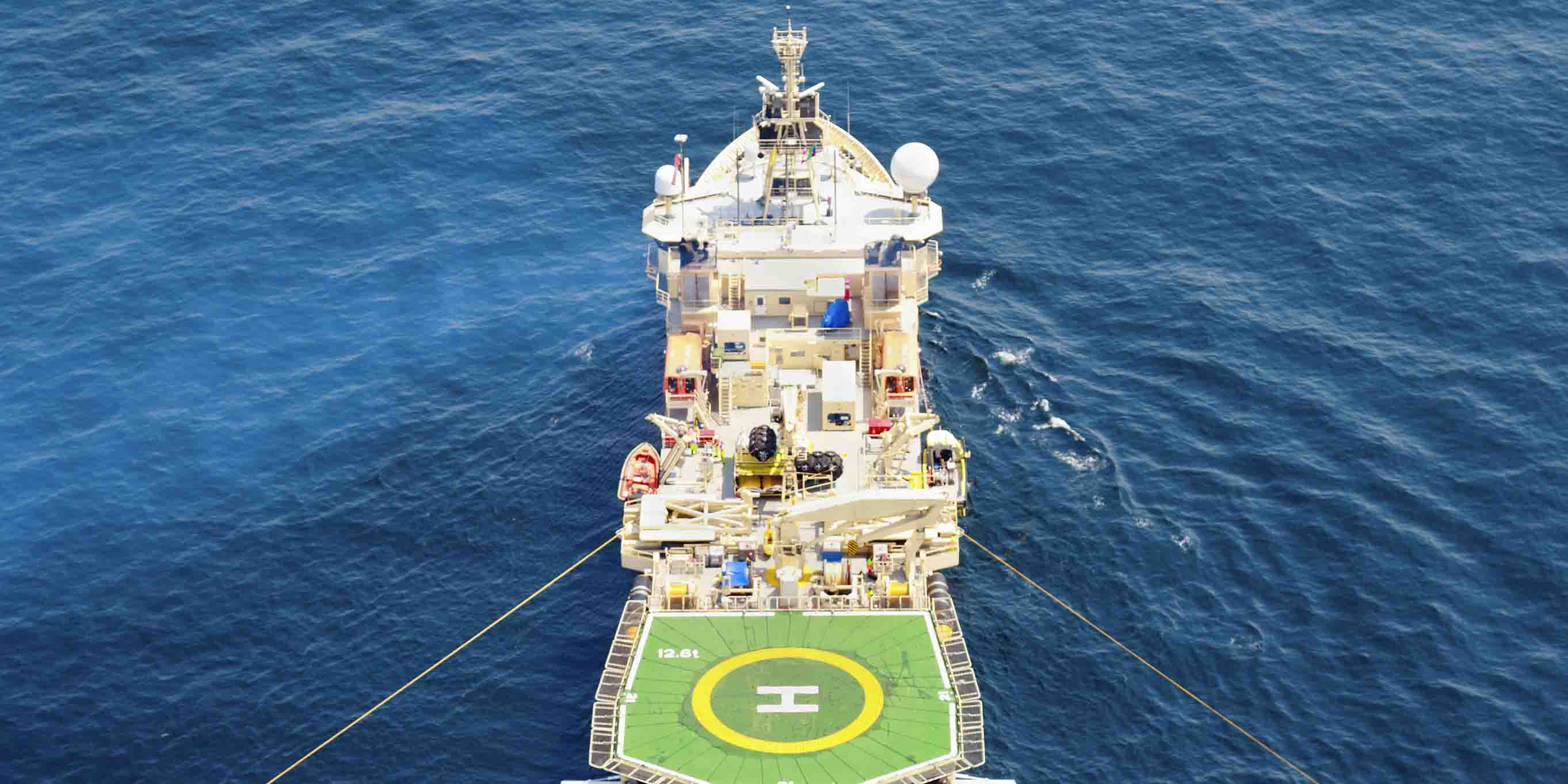 Brochure: Offshore Exploration – Seismic Surveys & Exploration Drilling