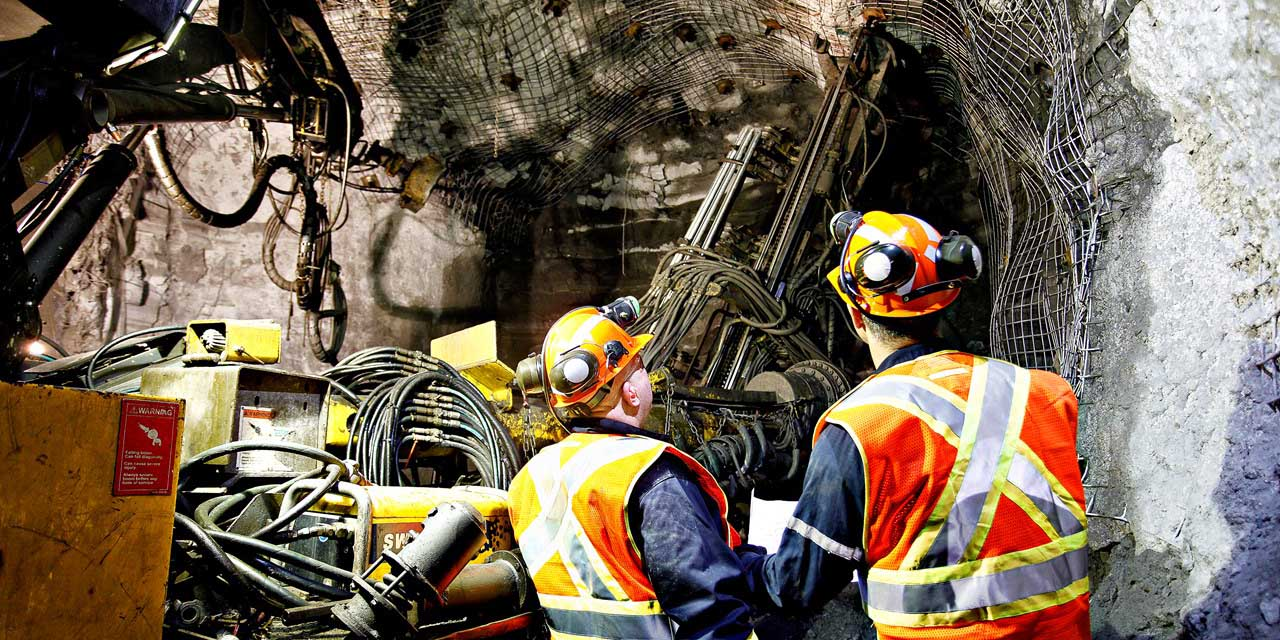 Brochure: Services to the Mining Industry