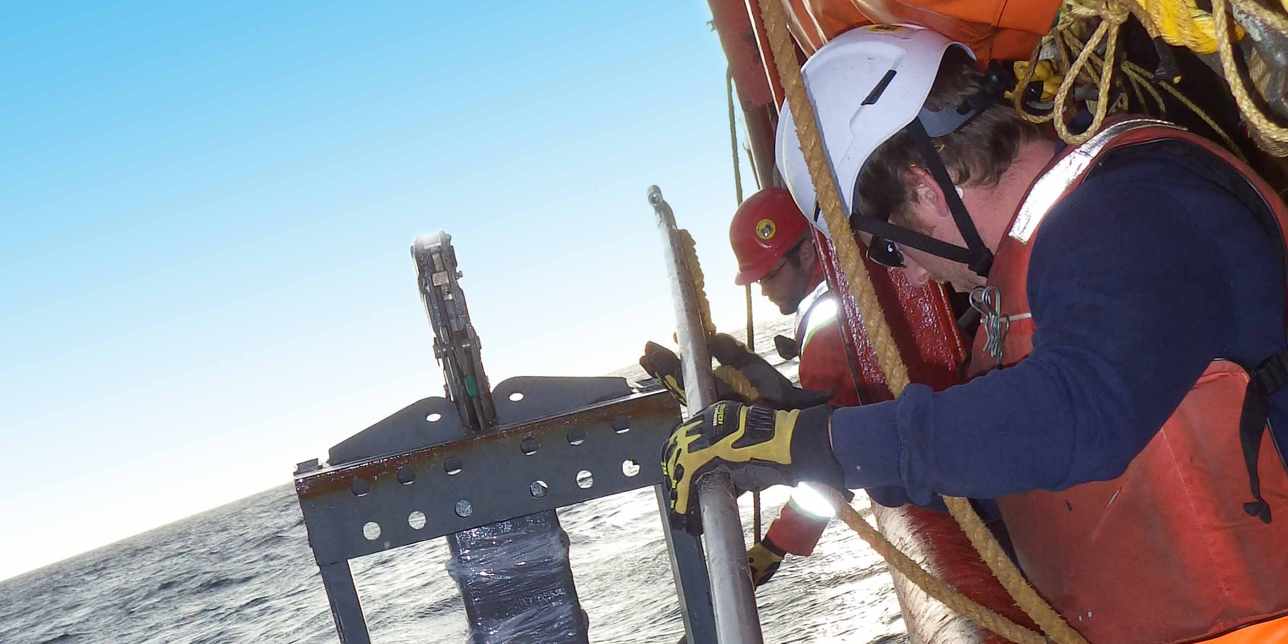 Brochure: Safe, Reliable Offshore Experience