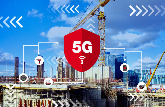 Promising lightning-fast connections, 5G wireless tech poses cybersecruity risks to construction sites in its early stages.