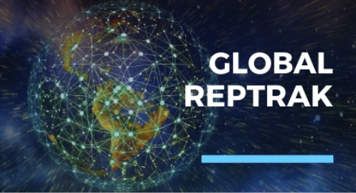 2019 Global RepTrak: The Most Reputable Companies in the World