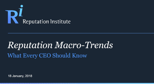 2018 Reputation Macro-Trends: What Every CEO Should Know