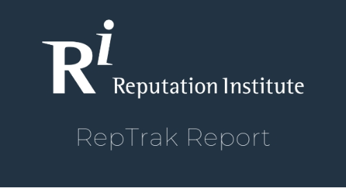 2019 France Pharma RepTrak