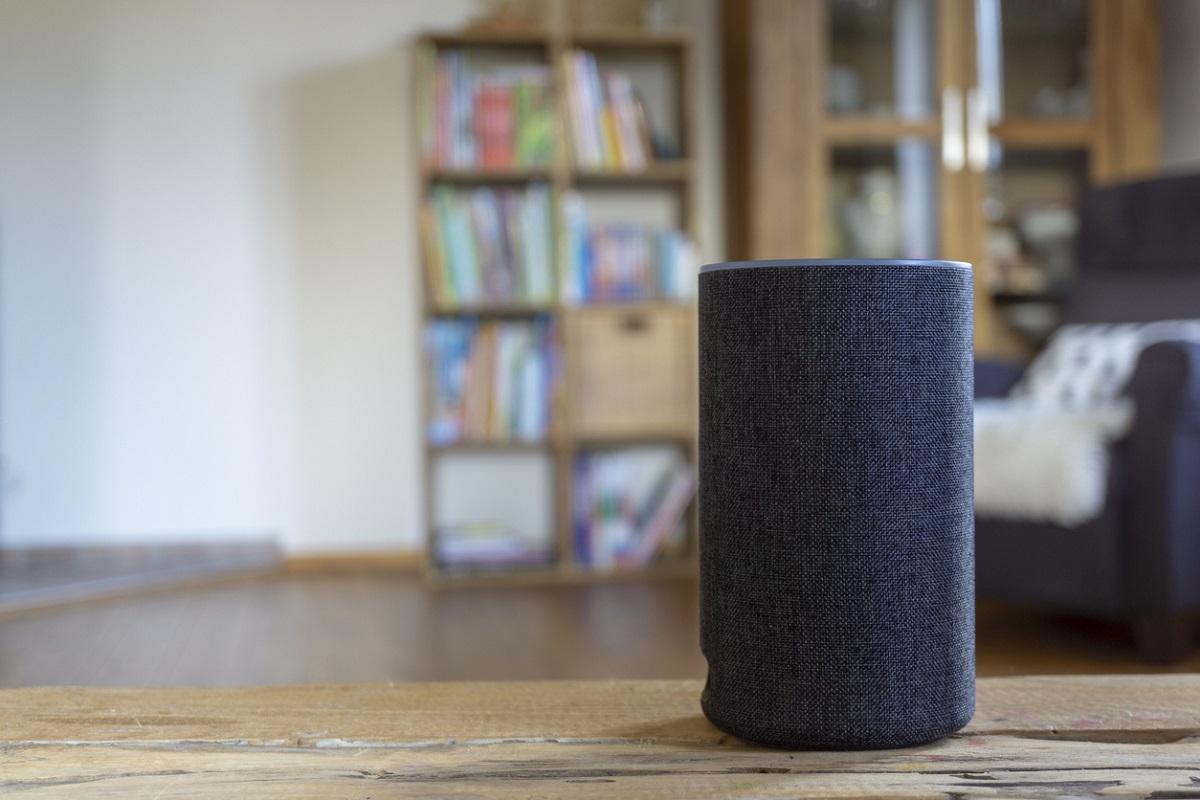 Alexa smart speaker