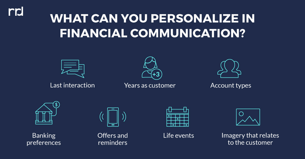 how to improve customer experience in financial communications
