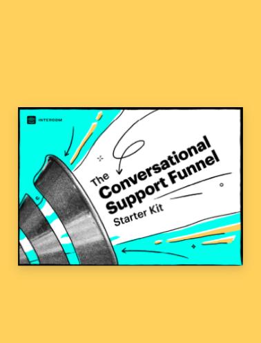 The Conversational Support Starter Kit