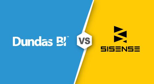 Dundas BI vs. Sisense
