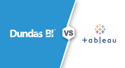 Dundas BI vs. Tableau