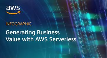 IDC Whitepaper: Generating Business Value with the AWS Serverless Platform