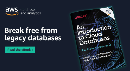 O'Reilly: An Introduction to Cloud Databases