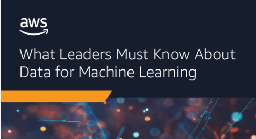 Your Data Strategy is Key to Machine Learning
