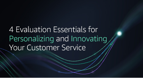 Innovate and Personalize Customer Experiences in Your Contact Center