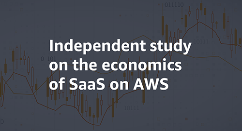 Independent Study on the Economics of SaaS on AWS