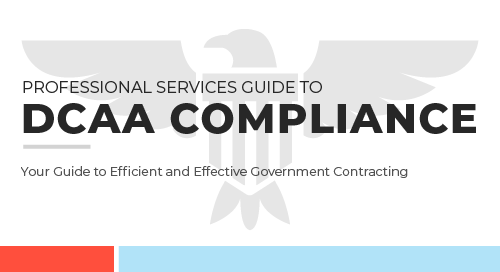 Professional Services Guide to DCAA Compliance