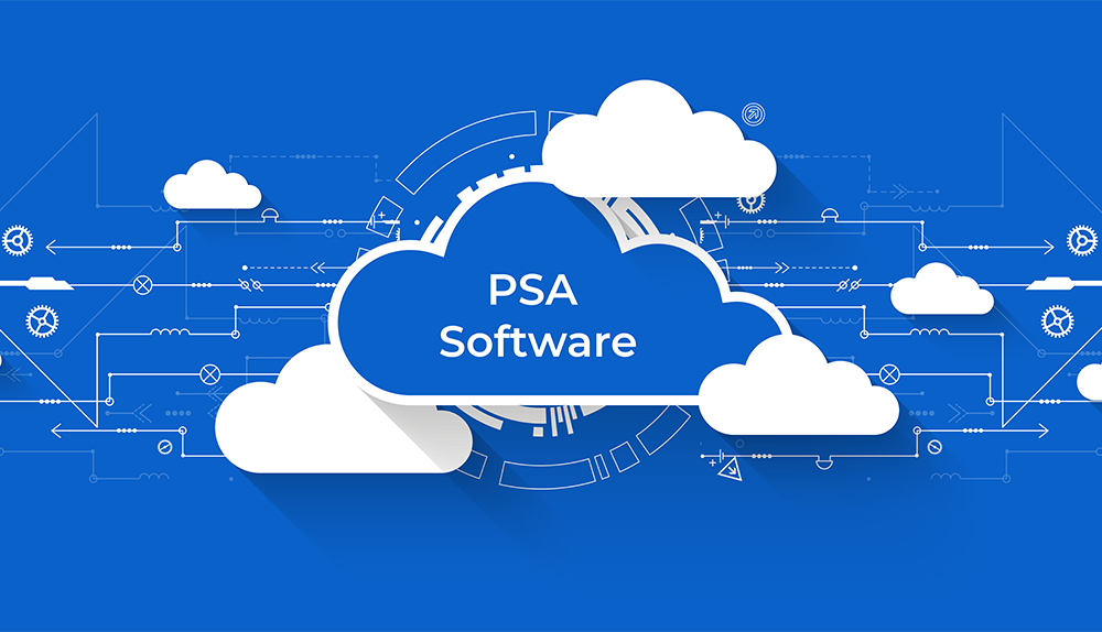 professional services automation (PSA) software