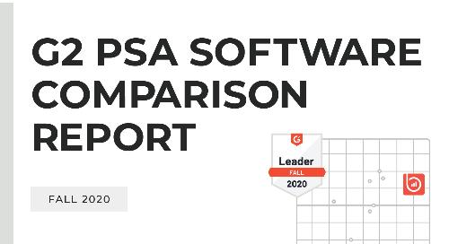 G2 PSA Grid Report Fall 2020