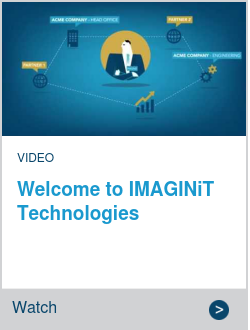 Welcome to IMAGINiT Technologies