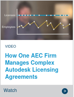 How One AEC Firm Manages Complex Autodesk Licensing Agreements