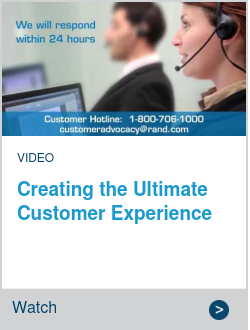 Creating the Ultimate Customer Experience
