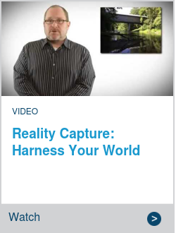 Reality Capture: Harness Your World