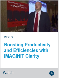 Boosting Productivity and Efficiencies with IMAGINiT Clarity