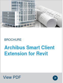 Archibus Smart Client Extension for Revit