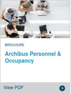 Archibus Personnel & Occupancy