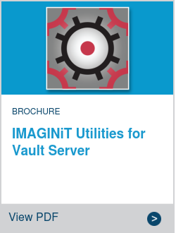 IMAGINiT Utilities for Vault Server