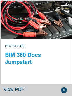 BIM 360 Docs Jumpstart