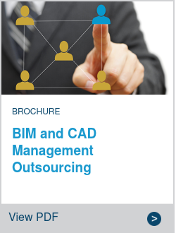 BIM and CAD Management Outsourcing