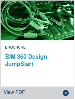 BIM 360 Design JumpStart