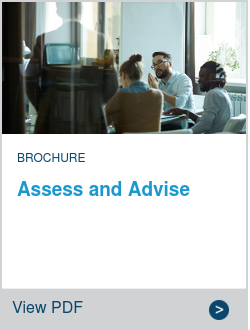 Assess and Advise