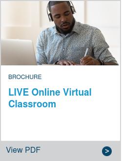 LIVE Online Virtual Classroom