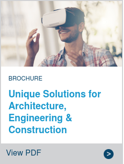 Unique Solutions for Architecture, Engineering & Construction