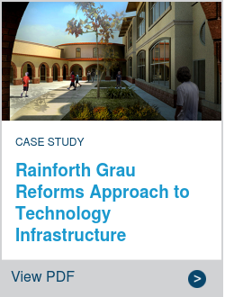 Rainforth Grau Reforms Approach to Technology Infrastructure