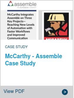 McCarthy - Assemble Case Study