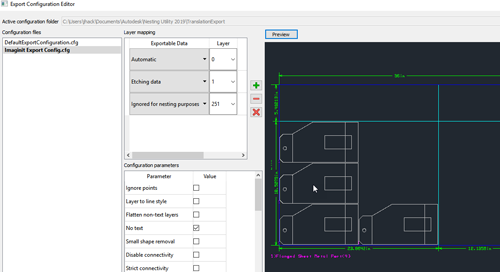 How to Include Etching Data in Autodesk Inventor's Nesting Utility