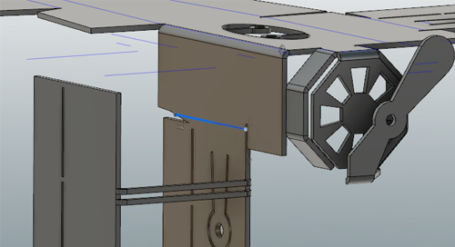AutoCAD to Fusion 360 Sheet Metal