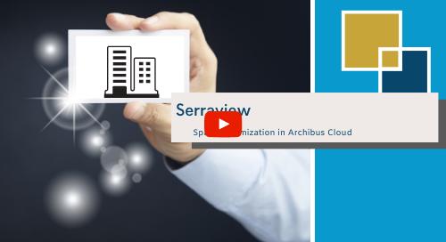 Serraview: Space Optimization in Archibus Cloud