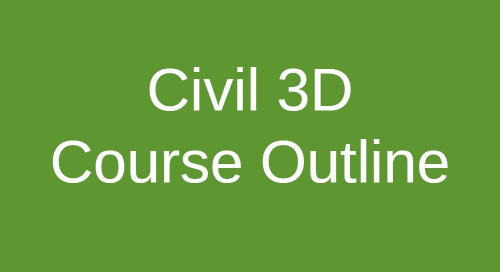 Civil 3D: Pipe Network Essentials